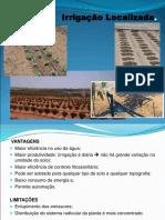 Aula 7 - Irrigação Localizada