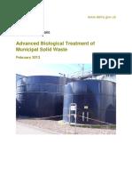 Tratamiento Biologico Residuos Solidos