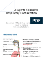 Microbial Aspect of URTI Ml