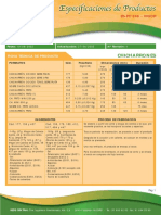 Ficha Chicharrones