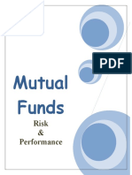 Mutual Funds risk and performance. Research for B.R.M