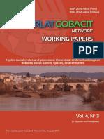 Ciclos y Procesos Hidro Sociales