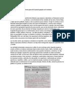 Poesia Popular en La Matanza