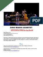 Small d.massa Quartet Suite English