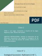 Capítulo 2. Perspectivas de La LimnologíaCL