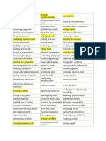 olivia hedlund- job skills checklist   rhetorical approach to applications