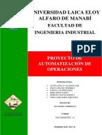 Proyecto de Automatizacion