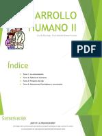 Desarrollo Humano II