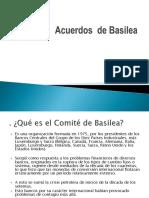 Basilea I y Basilea II