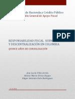 15 años de descentralizacion en Colombia.pdf