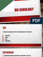 ISU PBD