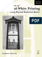 The Elements of Black and White Printing, Second Edition