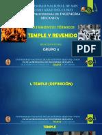 Temple y Revenido