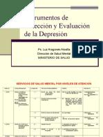 Depresion-InstrumentosEvaluacion