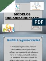 Modelos Organizacionales II