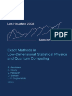 Jacobsen J., et al. Exact Methods in Low-dimensional Statistical Physics and Quantum Computing (Les Houches, OUP, 2010)(ISBN 0199574618)(O)(651s)_PS_.pdf