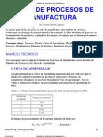 Diseno de Procesos de Manufactura