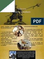 El Arte de La Guerra- sobre los nueve cambios
