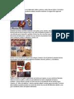 10 Artesasnias de Guatemala - Definiciones Sobre Las Capas de La Tierra 1 x 1 Con 3 Imagenes