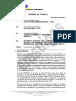 Informe de Orden de Trabajo n 1