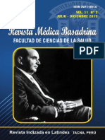Revista Médica Basadrina Vol 11 Nº 2 Jul-dic 2017