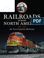 Railroads Across North America an Illustrated History