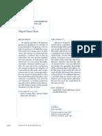 Fallas - El Conatus Como Categoría Radical de La Teoría Política de Spinoza