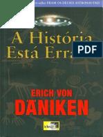 A Historia Esta Errada - Erich Von Daniken.epub