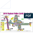 2010 Hudson Valley Garlic Festival Map and Layout