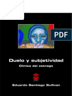 Duelo y Subjetividad_ Clinica d - Sullivan, Eduardo Santiago