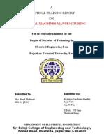 Final Training Report2