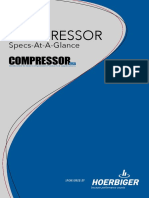 2016CT Compressor Specs at Glance