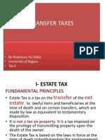 Estate Taxes 2