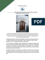 Assaults Upon Sufi Master [English]