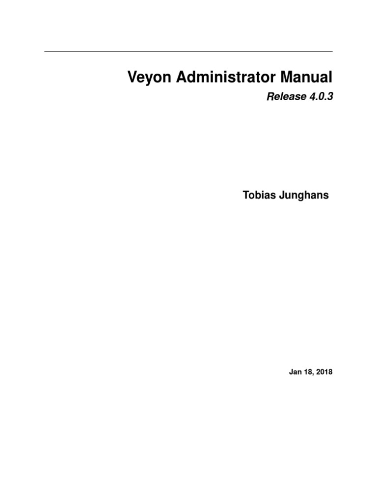 Veyon Admin Manual Installation Computer Programs Public Key Cryptography