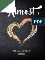 Almost - Adriana LS Swift