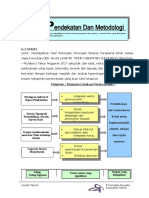 BAB v.pendekatan Metodologi