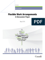 Flexible Work Arrangements - Discussion Paper En