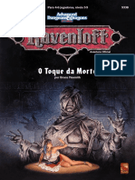 Ravenloft - O Toque Da Morte