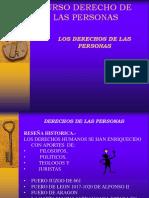 Clase 03 Derecho Personas