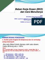 0 Rubrik BKD