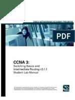 CCNA3 Manual Book