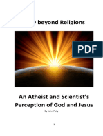 GOD Beyond Religion - Atheist and Scientist Perception of  Jesus