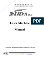 SUDA Laser Machine Manual-new