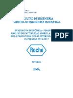 Evaluacion Financiero-economico - Esterilizadores Roche