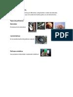 Definición de Polímero