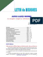 BOLETIN DE MISIONES 23-08-10