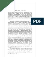 9 Holy Child Catholic School vs. Sto. Tomas 701 SCRA 589 , July 23, 2013