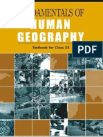 Geography Class 12 Fundamentals of Human Geography (1)