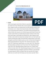 Bangunan Bercorak Islam